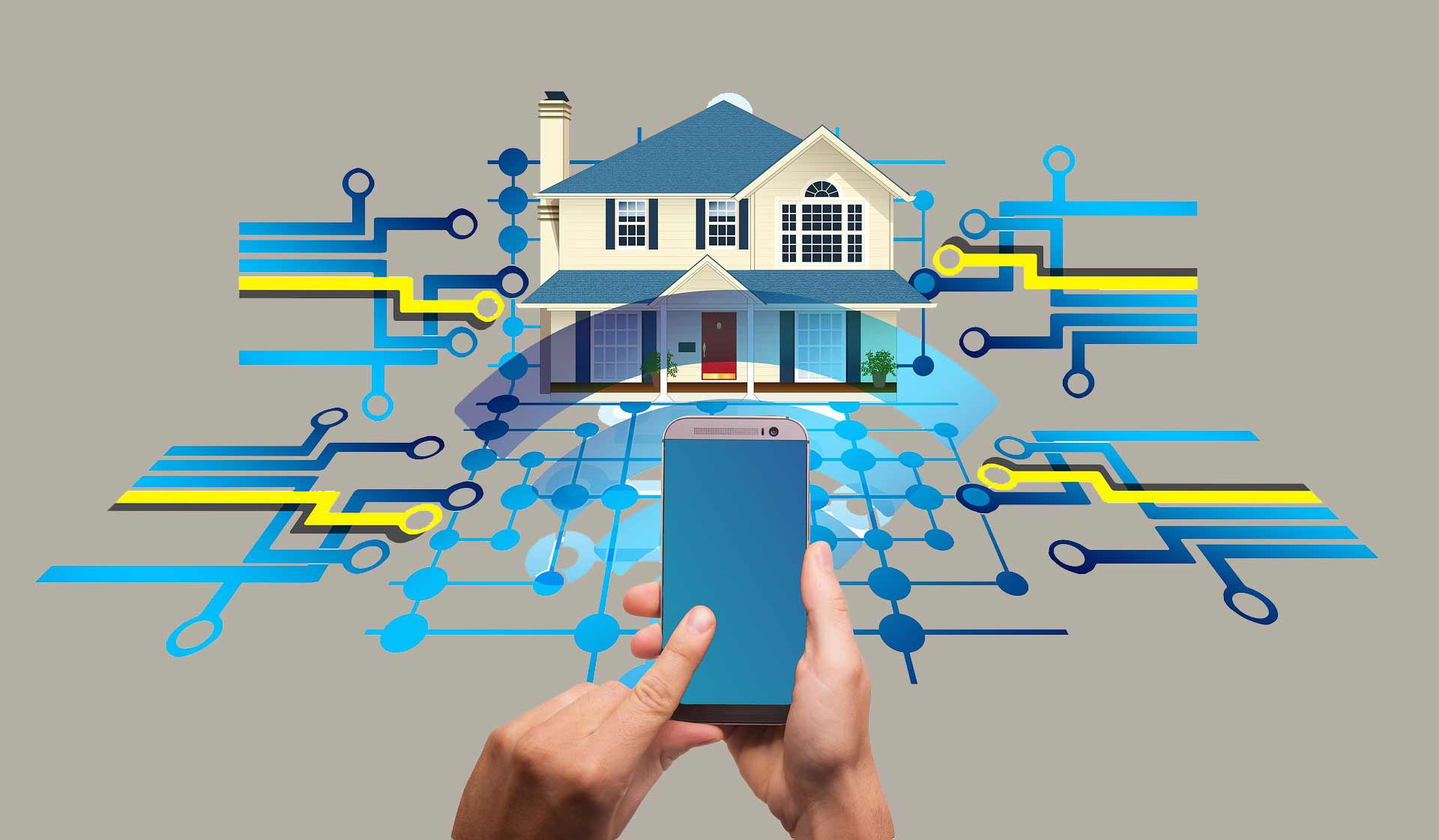 Home automation – The smart home