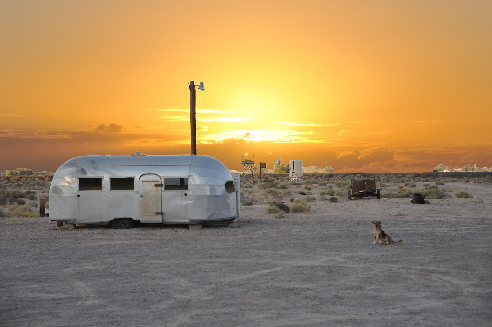 Ecocapsule – La caravane du futur