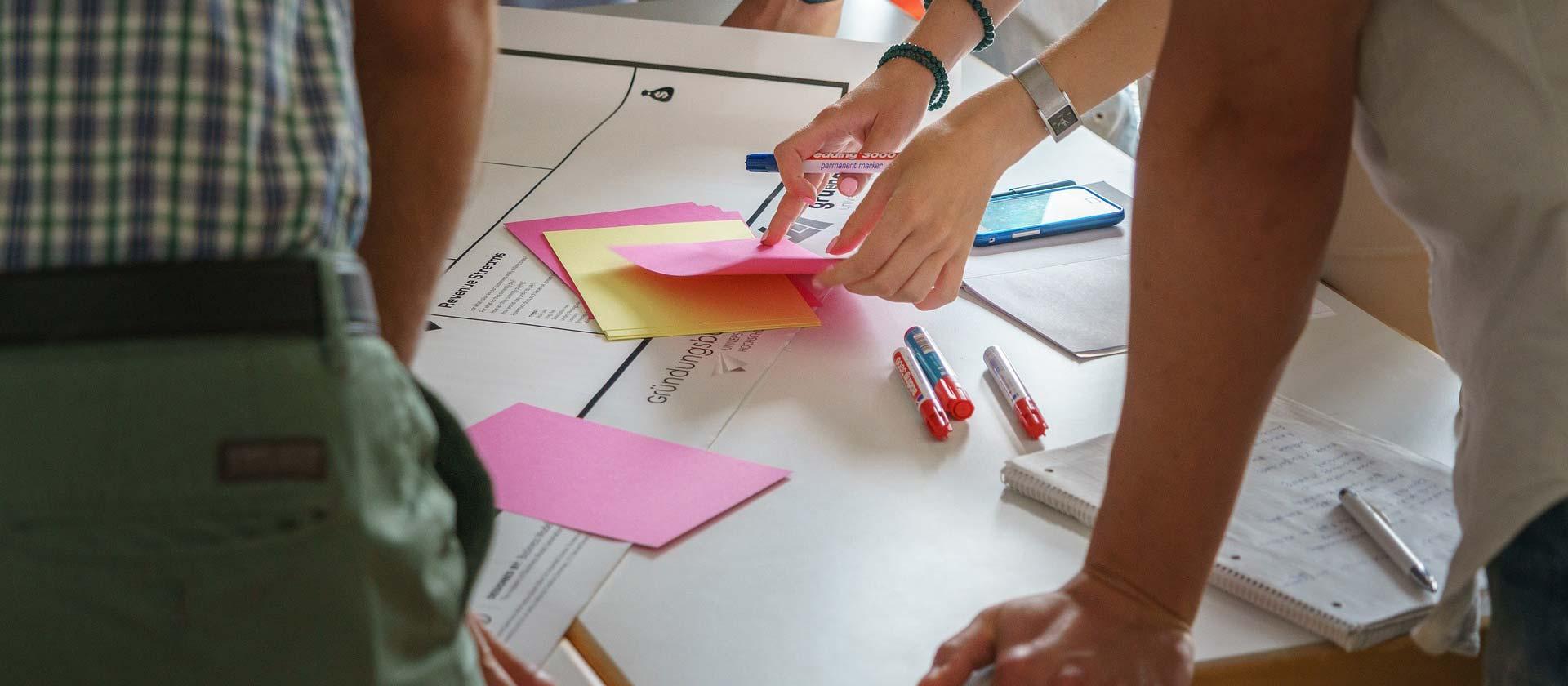 Design thinking – L'expérience de l'économie