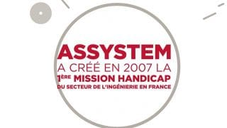 La Mission handicap d'Assystem : nos collaborateurs témoignent
