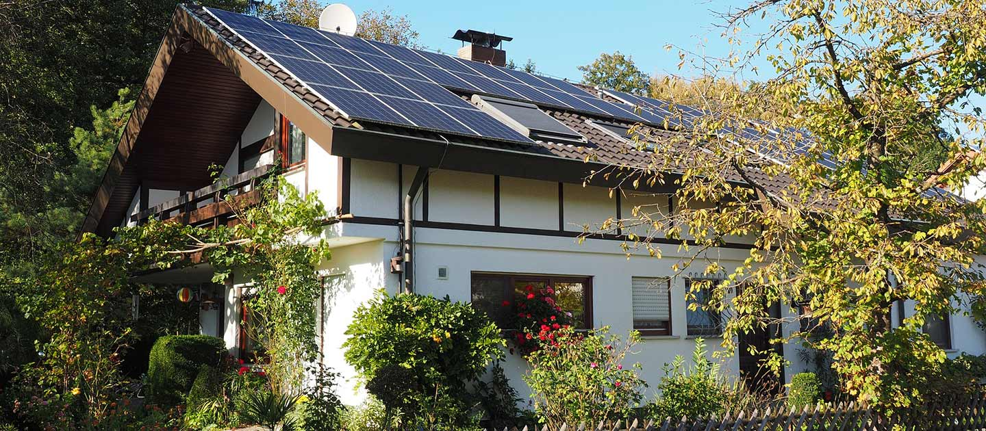 If I install a solar panel does it mean I'm green?