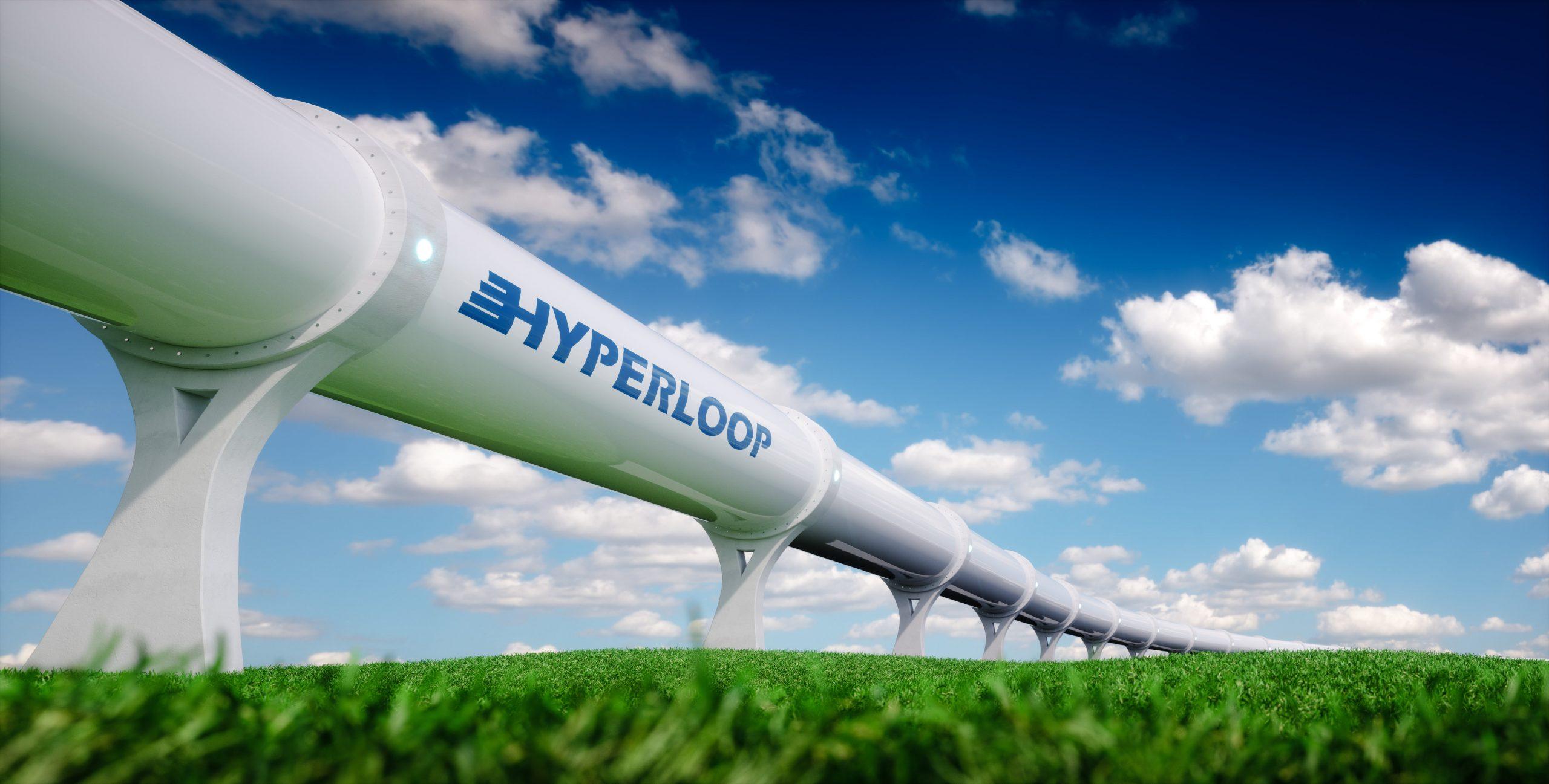 L'Hyperloop, nouvelle proximité des territoires